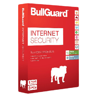 Bullguard Mobile Internet Security - Single, 1 Year, 3 Devices, Retail