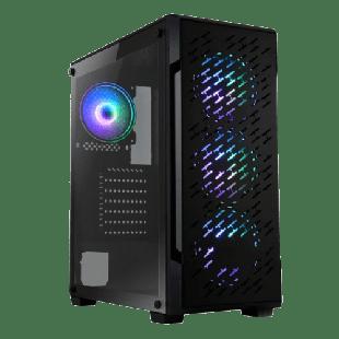 CK - AMD Ryzen 5 2400G/8GB RAM/1TB HDD/120GB SSD/Radeon RX 580 8GB/Gaming Pc