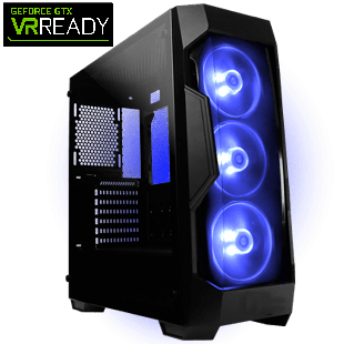 CK - Intel i7-9th Gen/16GB RAM/2TB HDD/240GB SSD/RTX 2070 8GB/Gaming Pc