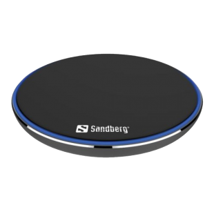 Sandberg Wireless Charging Pad, 5W, Micro USB, 5 Year Warranty