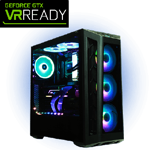 CK - Intel Infinity Pro, 6 Core Gaming PC
