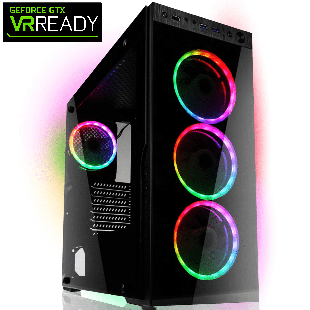 CK - AMD Ryzen 7 2700X, RTX 2080 Gaming PC