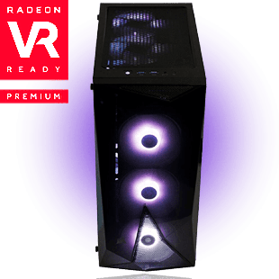 CK - Ryzen 5, Quad Core, 8GB DDR4, RX 580 Gaming PC