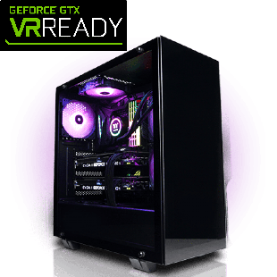 CK - Intel Core i5, RTX 2060 Gaming PC