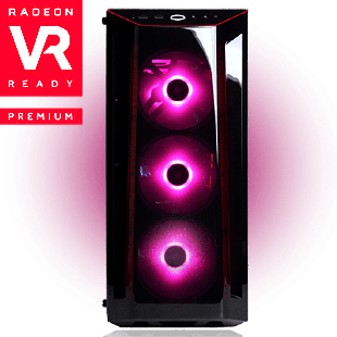 CK - Ryzen 5, 16GB DDR4, 6 Core, RX 580 Gaming PC