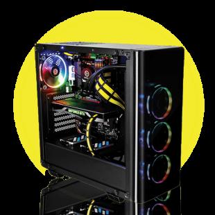CK - Refurb Intel i5-2nd Gen/4GB RAM/500GB HDD/Gaming Pc