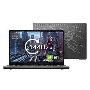 ASUS ROG Zephyrus G14 GA401QE-HZ053T/ AMD Ryzen 7 5800HS/8GB RAM/512GB SSD/15.6-inch FHD/ RTX 3050 Ti 4GB/ Gaming Laptop