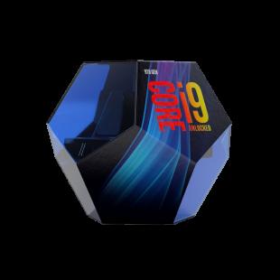 Intel Core i9-9900K CPU, 1151, 3.6 GHz (5.0 Turbo), 8-Core, 95W, 14nm, 16MB, Overclockable, NO HEATSINK/FAN, Coffee Lake