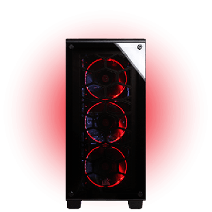 CK - AMD Ryzen 7 2700X, RX 590 Gaming PC