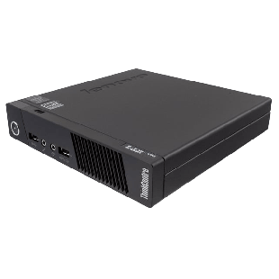Refurbished Lenovo ThinkCentre M93p i7-4765T TINY , B