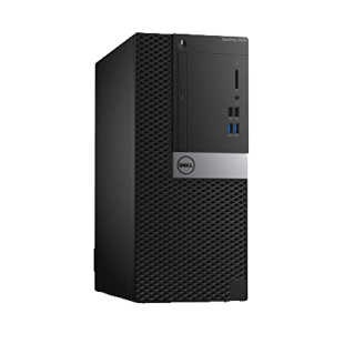 Refurbished Dell Optiplex 7040/i7-6700/8GB Ram/500GB HDD/DVD-RW/ Win 10 Pro , B