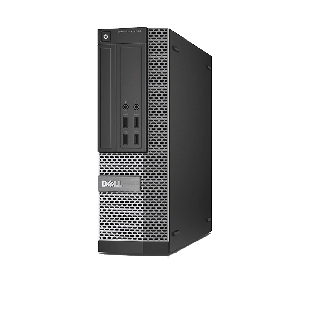 Refurbished Dell OptiPlex 7020 Mini Tower Core i5 4590 8GB RAM, 1TB HDD , B
