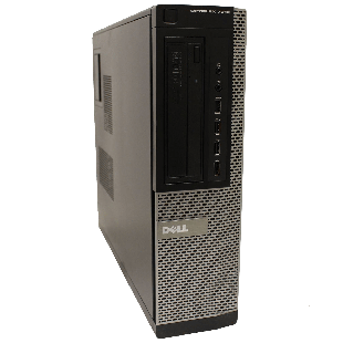 Refurbished Dell Optiplex 3010/i5-3470/4GB Ram/250GB HDD/DVD-RW/Windows 10/B