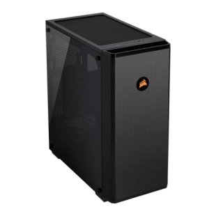Corsair Carbide Series 175R RGB Gaming Case with Tempered Glass Window, ATX, 1 x RGB Fan