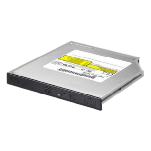 Asus  (SDRW-08U1MT) Ultra Slim DVD Re-Writer, SATA, 24x, 9.5mm High, M-DISC, OEM