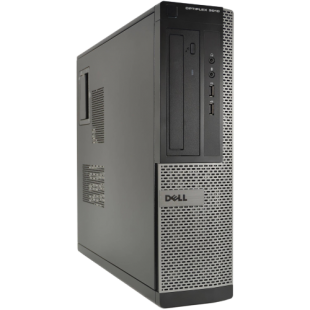 Refurbished Dell Optiplex 3010 DT/i5-3470/8GB RAM/500GB HDD/DVD-RW/Windows 10/B