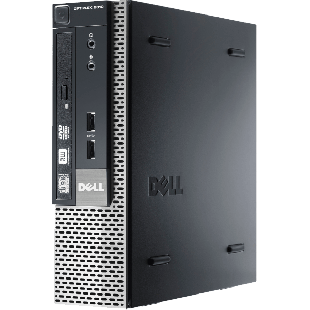 CK - Refurb Dell 9010/i7-3770/4GB RAM/128GB SSD/GT 610 1GB/DVD-RW/Windows 10/A