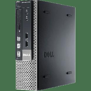 CK - Refurb Dell 9010/i7-3770/4GB RAM/128GB SSD/GT 610 1GB/DVD-RW/Windows 10/B