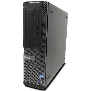 Refurbished Dell Optiplex Desktop 3010 i3-3240 HDMI, 4GB RAM, 500GB HDD, B
