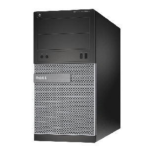 Refurbished Dell Optiplex 3020/i5-4570/4GB RAM/500GB HDD/DVD-RW/Windows 10/B