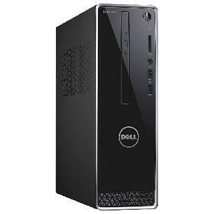 Refurbished Dell 3268/i5-7400/8GB RAM/256GB SSD/DVD-RW/Windows 10/B