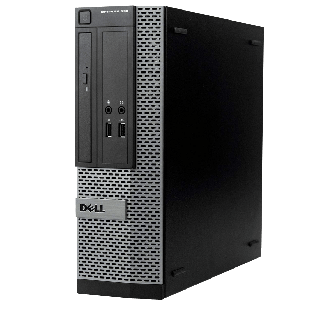 Refurbished Dell OptiPlex 390/i3-2120/4GB RAM/250GB HDD/DVD-RW/Windows 10/B