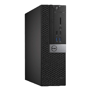 Refurbished Dell 7040/i5-7500T/16GB RAM/500GB HDD+128GB SSD/Windows 10/B