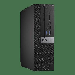 Refurbished Dell 7040/i7-6700/16GB Ram/512GB SSD/DVD-RW/Windows 10/B