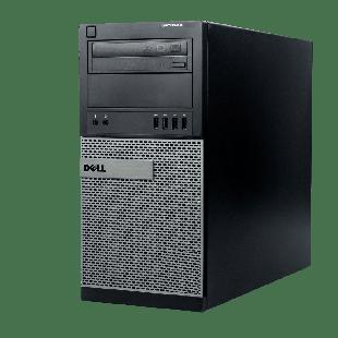 CK - Refurb Dell Optiplex 9010/i5-3470/8GB RAM/250GB HDD/DVD-RW/Windows 10/A