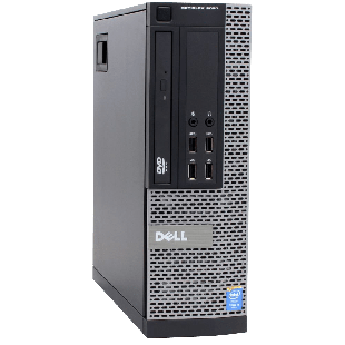Refurbished Dell 9020/i7-4790/32GB RAM/500GB HDD/DVD-RW/Windows 10/B