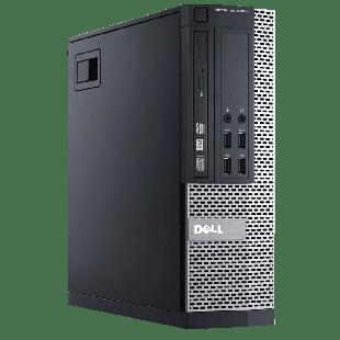Refurbished Dell OptiPlex 9020/i5-4570S/8GB RAM/500GB HDD/DVD-RW/Windows 10/B