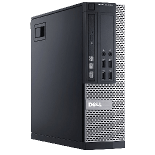 Refurbished Dell OptiPlex 9020/i5-4590/16GB RAM/500GB HDD/DVD-RW/Windows 10/B
