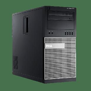 Refurbished Dell 990/i7-2600/8GB RAM/256GB SSD/DVD-RW/Windows 10/B