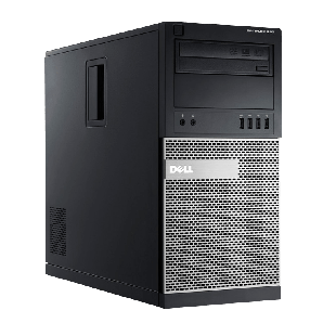 Refurbished Dell OptiPlex 990/i5-2400/4GB RAM/500GB HDD/GTX 1050Ti/DVD-RW/Windows 10/B