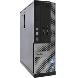 Refurbished Dell Optiplex 3010 SFF/i3-3220/4GB RAM/500GB HDD/DVD-RW/Windows 10/B