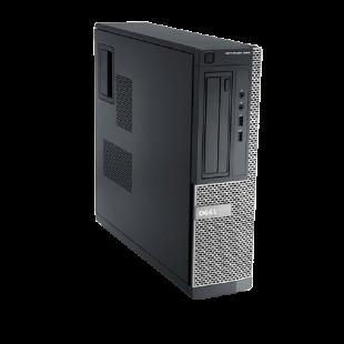 Refurbished Dell OptiPlex 390 DT/i3-2120/4GB RAM/250GB HDD/DVD-RW/Windows 10/B