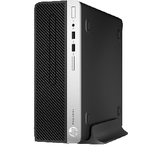 HP 400 G5 SFF PC, i5-8500, 8GB, 256GB SSD, DVDRW, Windows 10 Pro, 1 Year on-site
