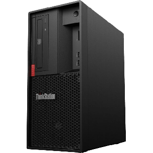 Lenovo ThinkStation P330 Tower PC, i7-8700, 16GB, 256GB SSD, DVDRW,  Windows 10 Pro