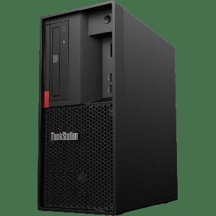 Lenovo ThinkStation P330 Tower PC, i7-8700, 16GB, 256GB SSD, DVDRW,  Windows 10 Pro