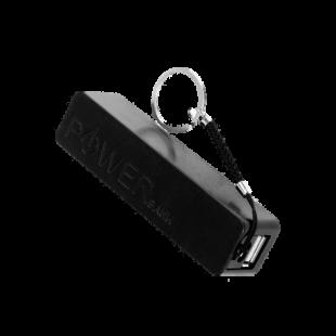 Dynamode 3000mAh Pocket Power Bank, USB, Micro USB Cable Included, Black