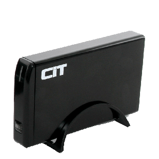 "CiT 3.5"" USB 2.0 SATA + IDE HDD Enclosure"