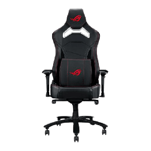 Brand New Asus ROG Chariot Core Gaming Chair/Racing-Car Style/Steel Frame/PU Leather/Memory-Foam Lumbar/4D Armrests/145° Recline/Tilt & Class 4 Gas Lift