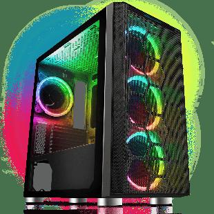 CK - AMD Threadripper 2920X 12-Core, 3.5GHz, Radoen 590 8GB, Gaming PC