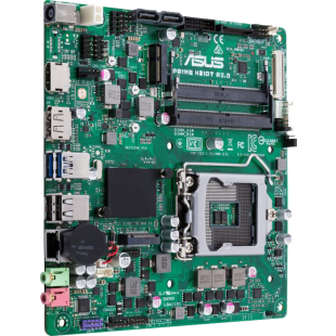 Asus PRIME H310T R2.0/CSM  - Corporate Stable Model, Intel H310, 1151, Thin Mini ITX, DDR4 SO-DIMM, HDMI, DP, M.2, Business Features
