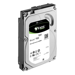 "Seagate 3.5"", 1TB, SATA3 Exos 7E2 Enterprise Hard Drive, 7200RPM, 128MB Cache"