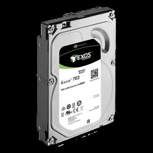 "Seagate 3.5"", 2TB, SATA3 Exos 7E2 Enterprise Hard Drive, 7200RPM, 128MB Cache"