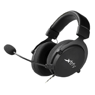 Xtrfy H2 Pro Gaming Headset, Esports-optimized, 53mm Drivers, 3.5mm Jack