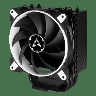 Arctic Freezer 33 eSports ONE Edition Heatsink & Fan, Intel & AMD Sockets, Bionix Fan, Fluid Dynamic Bearing - Black & White