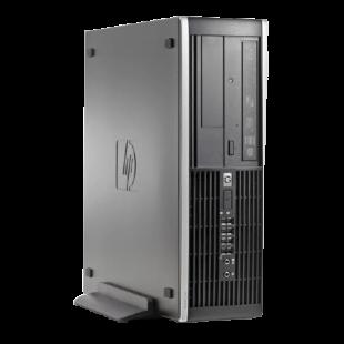 Refurbished HP Compaq 8000 Elite/ Intel Core 2 Duo E8400/ 8GB RAM/ 250GB HDD/ B
