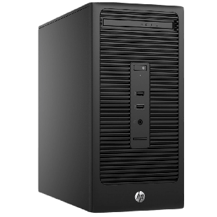 Refurbished HP 280 G1MT/i5-4590S/4GB Ram/240GB SSD/DVD-RW/Windows 10 Pro/B